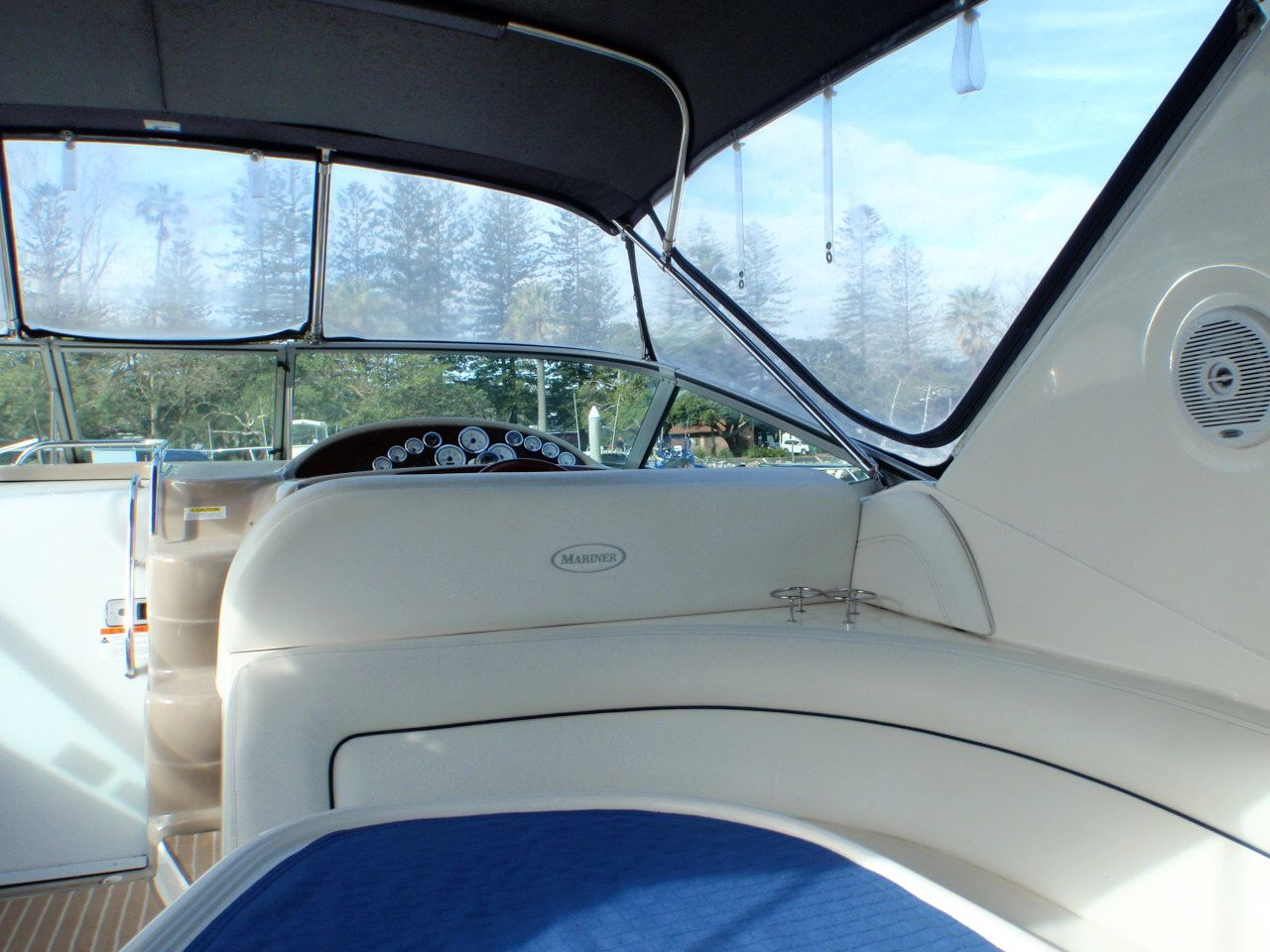 Riviera M370   Graaf Boat